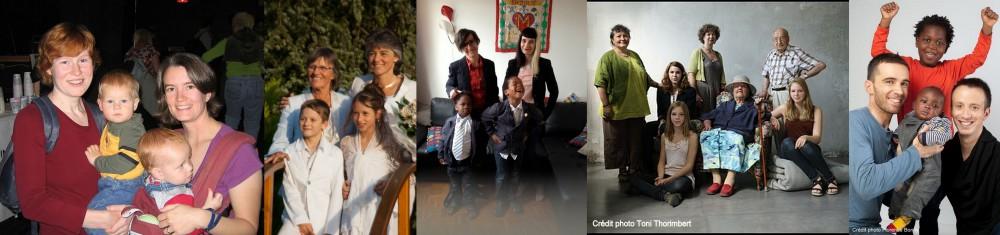 Enfance et  Homoparentalités